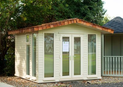 10x10 Apex Summerhouse