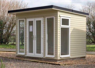 Deluxe Pent Summerhouse 3.0 x 2.4m