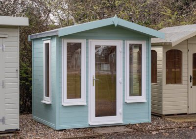 Heavy Duty Apex Summerhouse 2.4 x 1.8m