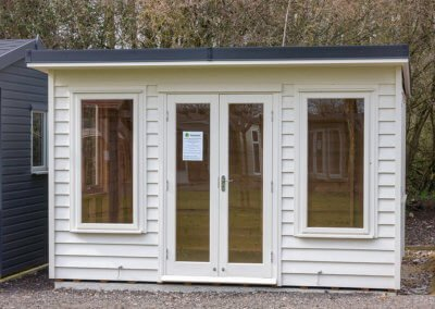 Heavy Duty Pent Summerhouse 3.6 x 3.0m