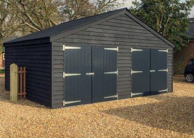 Ray garage
